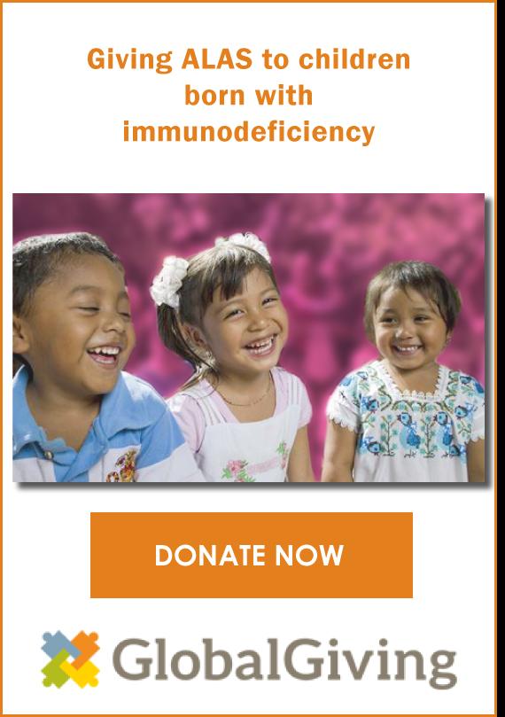 Donar a traves de Global Giving