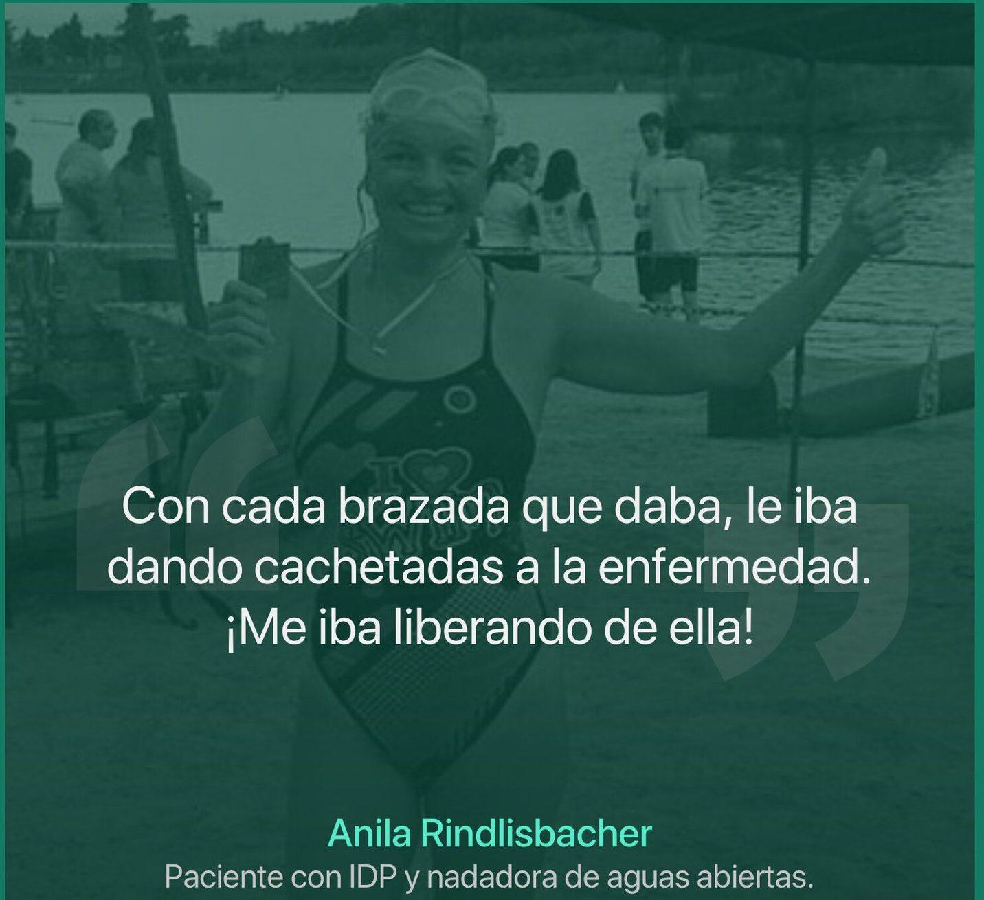 """""""Nado por la Vida"""" / Entrevista por Con Bienestar -TN"""