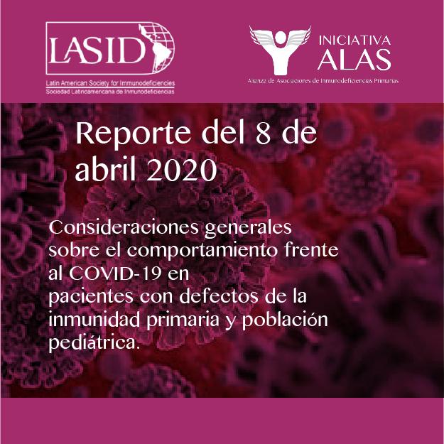 Informe 8 abril 2020